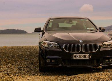 BMW private care hire
